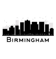 Birmingham silhouette vector