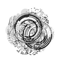 Geometric Circle Background Circle vector