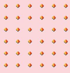 tri abstrak2 vector image vector image