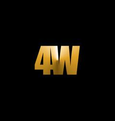 4w logo vector