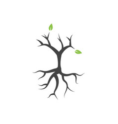 tree clip art graphic design template isolated vector image
