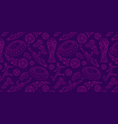 wallpaper background pattern soccer football vector image