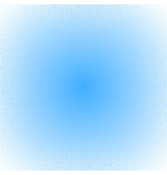 Tech blue art background vector image vector image