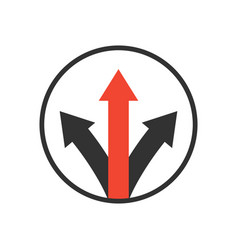 advantage icon vector image
