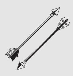arrows image vector image