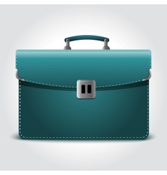 Business briefcase vector