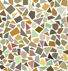 Seamless texture with tiles vector image