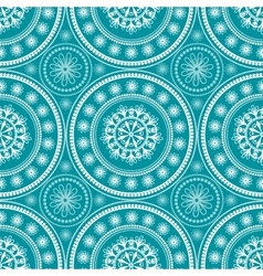 Indian ornament vector image vector image