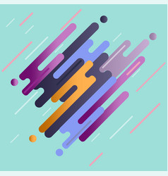 Abstract is modern vector
