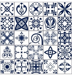 Moroccan tiles Seamless Pattern vector