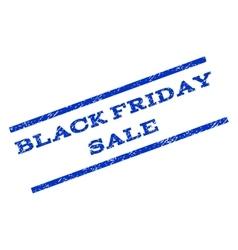 Black Friday Sale Watermark Stamp vector