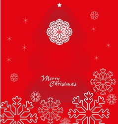 merry christmas new new7 01 vector image vector image