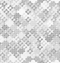 Abctract Grey Connections Elements Seamless vector image