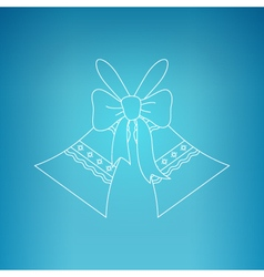 Holiday jingle bells vector