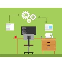 Software engineering vector