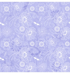 Violet seamless background vector