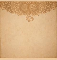 Wedding stationery vector