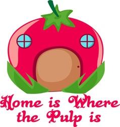 Where pulp vector