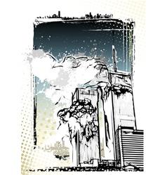 WTC poster vector