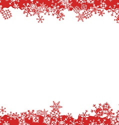 christmas border vector images over 22 000 rh vectorstock com christmas vector borders and frames christmas border vector free
