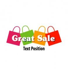 Great sale vector