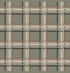 retro repetitive wallpaper vintage pattern vector image vector image