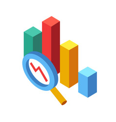 Analytic research isometric vector
