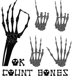 Count bones vector