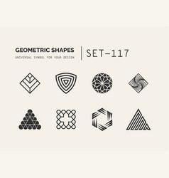 Set universal minimal geometric vector