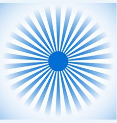 starburst sunburst background radial lines vector image
