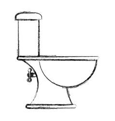 Bath symbol isolated vector