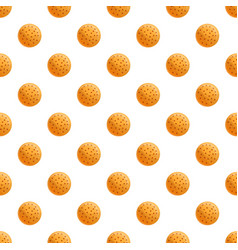 Plain biscuit pattern seamless vector
