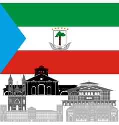 Equatorial Guinea vector