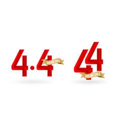 33 sale44 mega sale 44 online sale vector