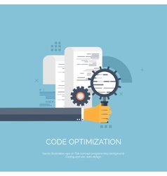 Code optimization Flat vector
