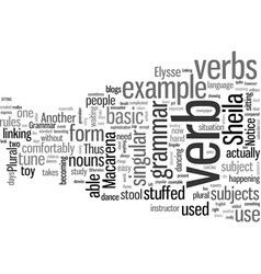 How to brush up on your grammar vector