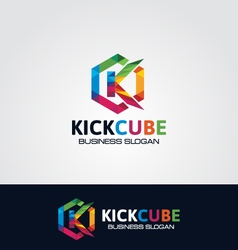 Letter K Logo vector