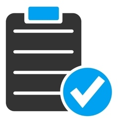 Apply Form Icon vector image