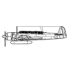 Nakajima c6n saiun myrt vector