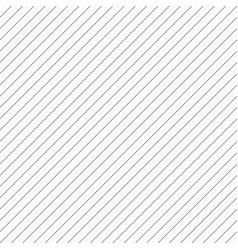 stripes seamless pattern thin diagonal lines vector image