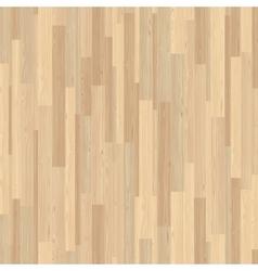 Light Parquet Seamless Wooden Stripe Mosaic Tile vector image
