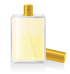 Perfume 01 vector