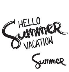 Summer3 vector
