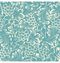 vine background vector image