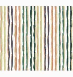 Watercolor stripe background vertical vector