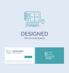design graphic tool software web designing vector image
