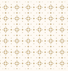 golden diamonds pattern luxury design vector image