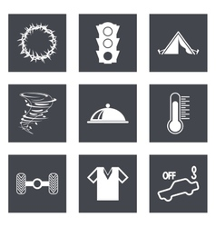 Icons for Web Design set 43 vector