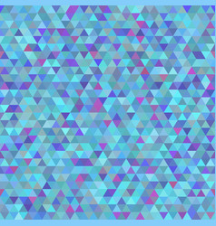 polygonal triangular shining background vector image