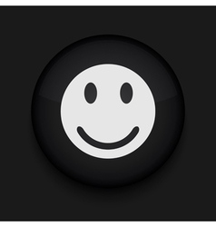 Smile icon Eps10 Easy to edit vector